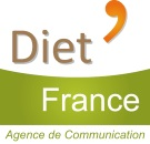 Diet France, Agence de Communication Logo