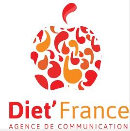 Diet France, Agence de Communication Logo